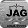 military Legal Book Collection - JAG & Legal Clerk Field Manuals and Army Regualtions